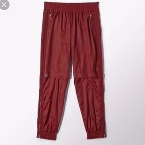 NWT Stella McCartney Adidas barricade sweatpants